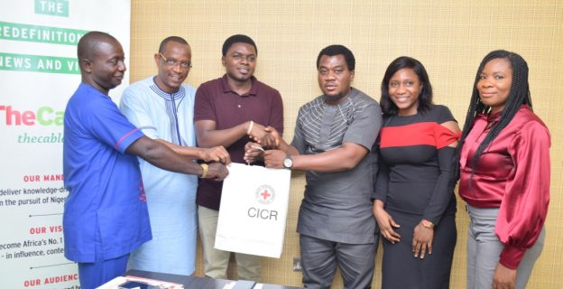 When Red Cross officials visited TheCable