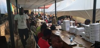 INEC: We've replaced burnt card readers in Anambra
