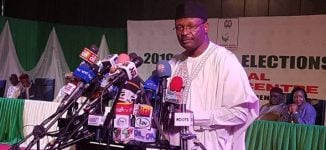 JUST IN: There were attempts to sabotage our efforts, says INEC chairman