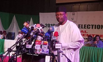 'There were attempts to sabotage our efforts' — INEC chairman speaks on postponement