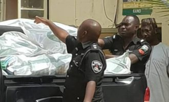 Two arrested with 14 sacks of ballot papers in Kano