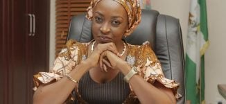 WATCH: Kate Henshaw battles for governorship seat in '4th Republic'