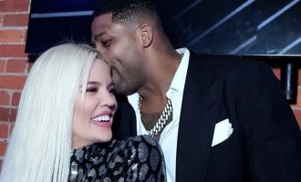 Khloe Kardashian splits with boyfriend after 'cheating' with her sister's friend
