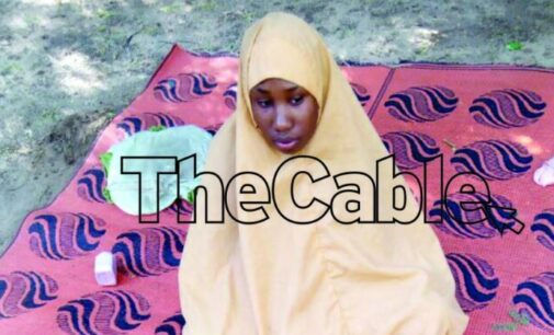 'Leah Sharibu is still alive' — kidnapped lecturer speaks from captivity