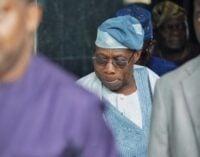 Kashamu: Backstory of Obasanjo's letter to the dead