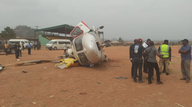 Presidential candidate faults hiring of private chopper for Osinbajo's trip