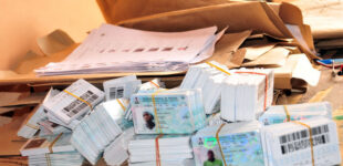 INEC: Over 480,000 voters failed to collect PVCs in Edo