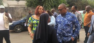 Peter Obi: Security operatives harassed me