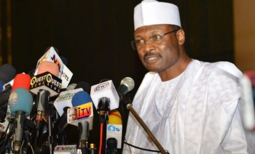 INEC: We experimented with server in Osun, Anambra – NOT during general election