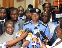 ICYMI: Police need 2m teargas canisters, 250,000 rifles 1,000 tracking devices, says IG