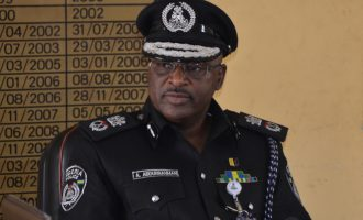 IGP redeploys Kaduna CP over insecurity