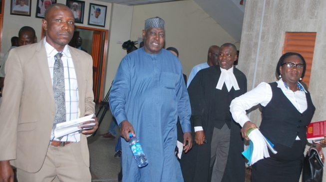 Babachir Lawal remanded in EFCC custody