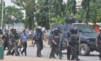 Police: Why we invaded anti-Tinubu rally