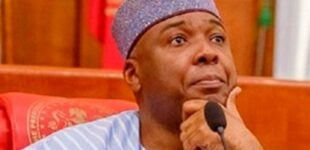 Saraki to Edo voters: Don't get carried away, protect your votes