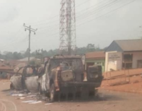'Thugs' attack convoy of Ondo SDP house of reps candidate