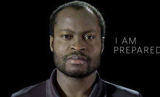 Aruna Quadri speaks excellent Yoruba in ITTF new 'topspin master' promo