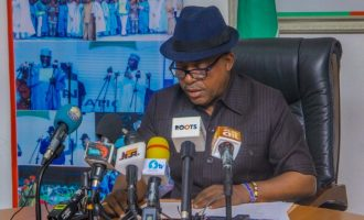Secondus: Under this dictatorship, there may not be elections in 2023