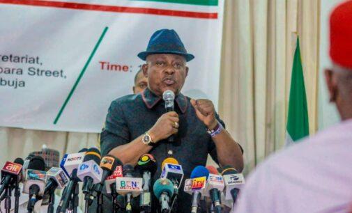 APC desperate to capture Edo, says Secondus