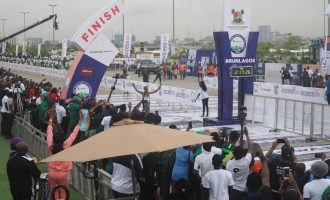 Ethiopia's Yinesu wins 2019 Access Bank Marathon