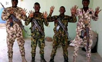 Army, police probe officers who 'endorsed Buhari'