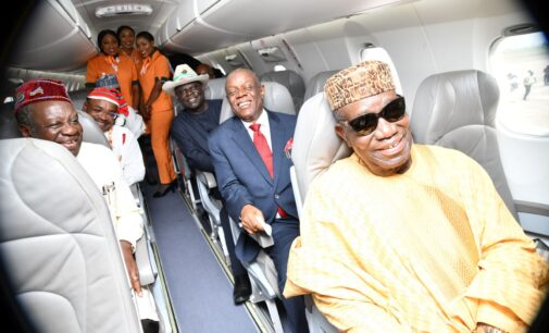 As Udom Emmanuel launches Ibom airline