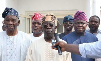 Lagos APC leaders halt moves to impeach Ambode