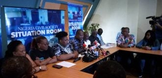 We'll watch INEC closely, says Situation Room on poll shift