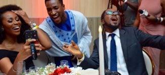 PHOTOS: Toke Makinwa, Sisi Yemmie…. Google hosts YouTube stars to dinner