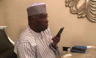 US secretary of state calls Atiku, seeks credible elections