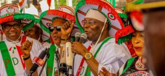 'General Buhari' showing his true colours with death threat, says Atiku