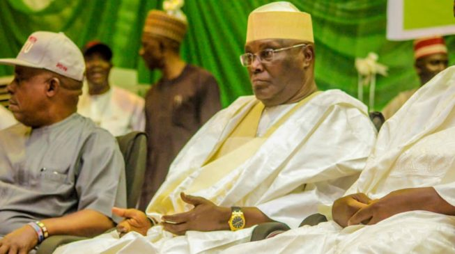 Atiku rejects presidential election results, queries INEC figures