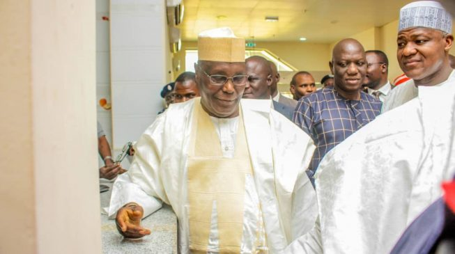 Atiku should be allowed to go to court if he feels cheated