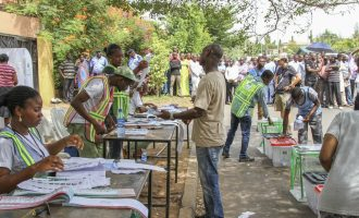 Human rights group hails security agencies for their conduct during elections