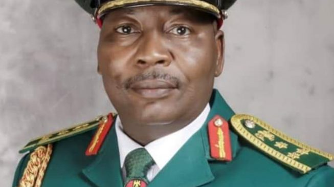 Sani Usman retires from the army, says I'm leaving highly fulfilled