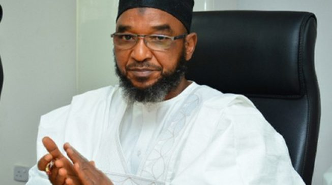 CLOSE-UP: This is Ahmad Mu'azu, the man in charge of INEC logistics