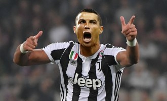 Ronaldo's hat-trick lifts Juve past Atletico, sets champions league records