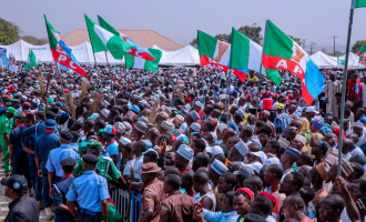Adamawa APC rejects inconclusive guber poll