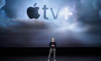 Apple launches TV streaming platform, credit card and gaming portal