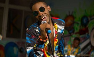 WATCH: Adekunle Gold drops 'Something Different' visuals