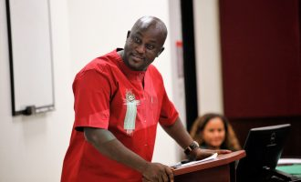 Report: Pius Adesanmi's mother, daughter sue Boeing over plane crash