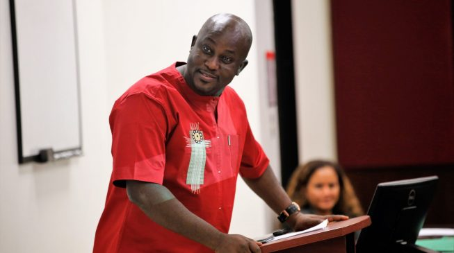 Pius Adesanmi: 'Have a good day in heaven' — A Father's Day message from his daughter