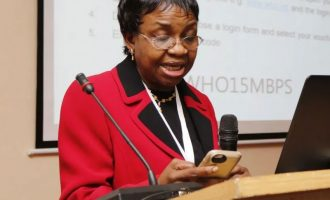 NAFDAC DG: Federal lawmakers threatened me for rejecting bribe demand