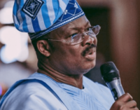 Ajimobi: We can't fight crime effectively without state police
