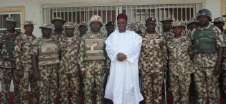 Borno monarch: I slept in makeshift tent to encourage my people to return home