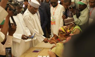 PDP: INEC has denied Atiku access to election materials