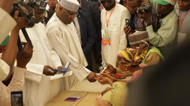 I don't think my vote will count - Atiku