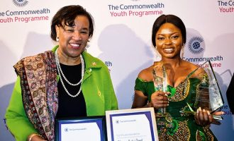 Osowobi becomes first Nigerian to be named Commonwealth Young Person of the Year