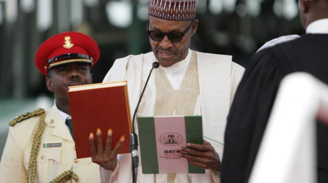 Low-key inauguration on May 29 as FG moves major events to June 12