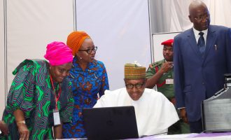 Buhari launches pension scheme for workers in informal sector