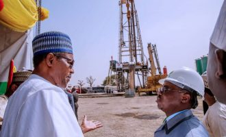 Buhari gives April deadline for NNPC to 'take over' Ogoni oil field